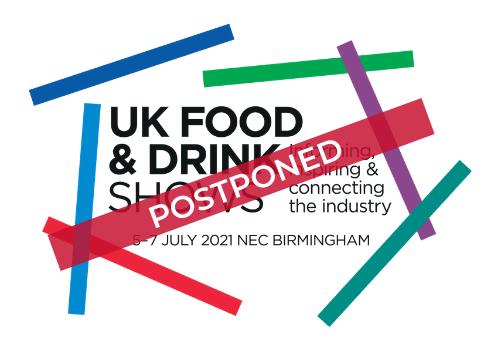 UK Food & Drink Shows postponed