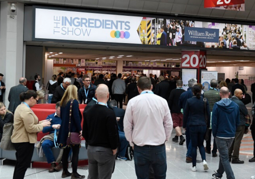 10 REASONS TO VISIT THE INGREDIENTS SHOW